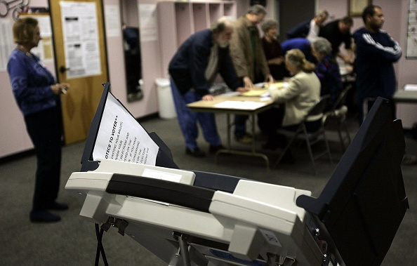 Tennessee「Voters Go To The Polls In Highly-Contested Midterm Elections」:写真・画像(8)[壁紙.com]