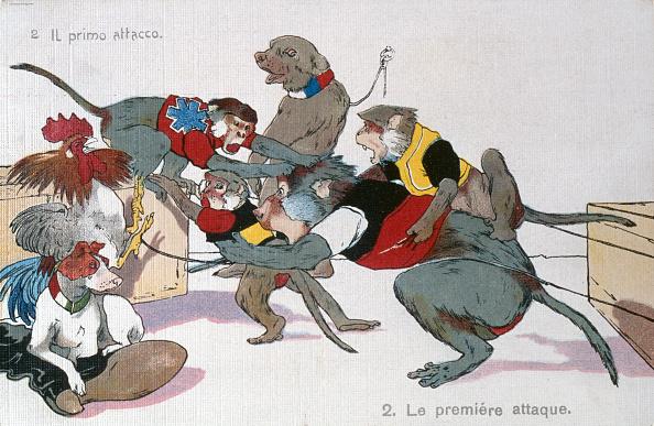Patriotism「The War Of Animals 2」:写真・画像(13)[壁紙.com]