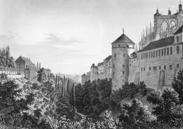 建築上の特徴「Prague Citadel」:写真・画像(17)[壁紙.com]