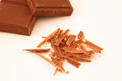 Milk Chocolate「Chocolate shavings and chocolate pieces together」:スマホ壁紙(17)