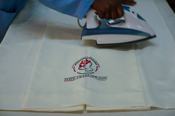 Nichole Sobecki「Final Preparations Are Made For The Arrival Of Pope Francis To Kenya」:写真・画像(19)[壁紙.com]
