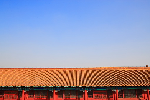 Dragon「Ancient Chinese Palace Roof」:スマホ壁紙(13)