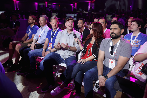 Title Star Wars「Game Maker Electronic Arts Holds Annual Event At E3 Industry Event In Los Angeles」:写真・画像(1)[壁紙.com]