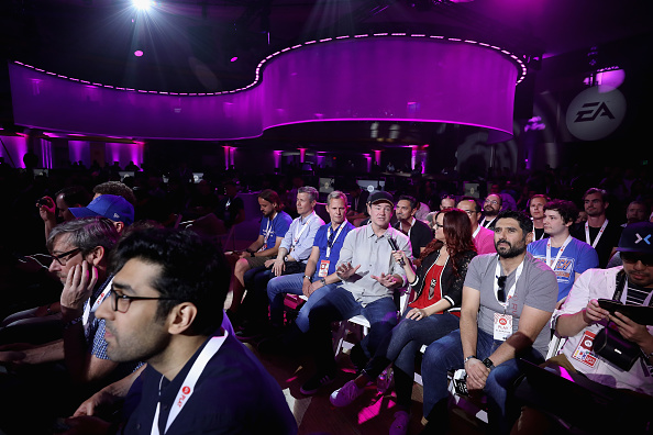 Title Star Wars「Game Maker Electronic Arts Holds Annual Event At E3 Industry Event In Los Angeles」:写真・画像(2)[壁紙.com]
