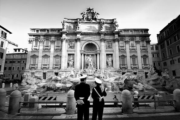 Intricacy「Trevi fountain, Rome, Italy」:写真・画像(9)[壁紙.com]