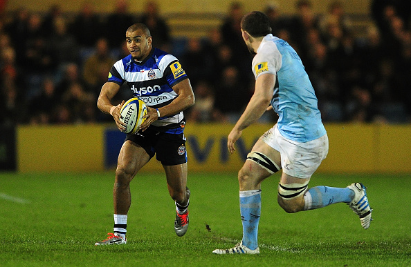 Mark Wilson「Bath Rugby v Newcastle Falcons - Aviva Premiership」:写真・画像(15)[壁紙.com]