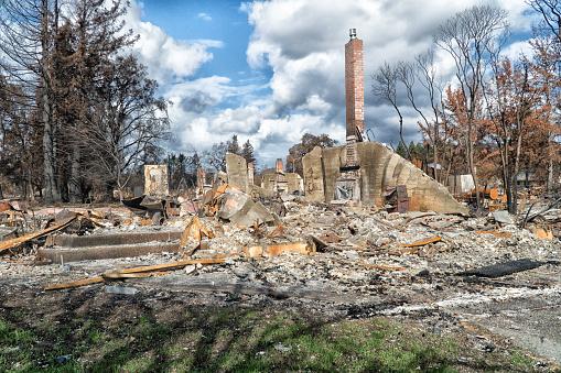 Destruction「Burned Neighborhood」:スマホ壁紙(16)