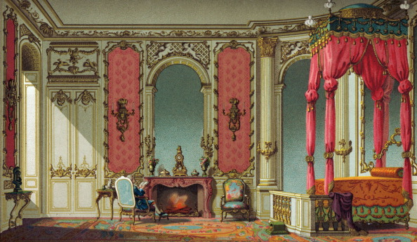 Middle Class「French 18th century interior of home」:写真・画像(12)[壁紙.com]