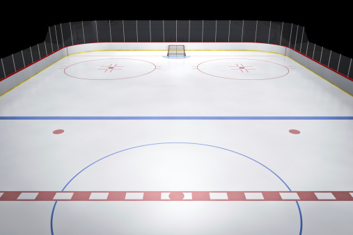 Ice Hockey Rink「Center Ice Hockey Rink」:スマホ壁紙(10)