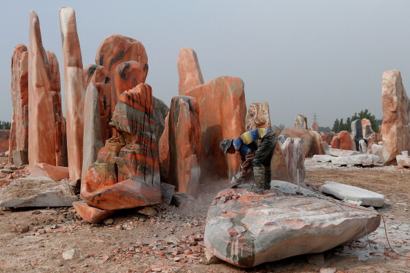 Corporate Business「Jade Industry In Henan」:写真・画像(17)[壁紙.com]