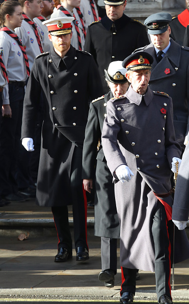 William S「Wreaths Are Laid At The Cenotaph On Remembrance Sunday」:写真・画像(16)[壁紙.com]