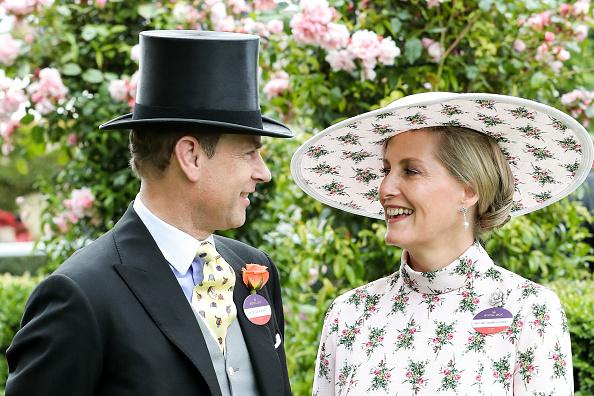 Sophie Rhys-Jones - Countess of Wessex「Royal Ascot 2019 - Day One」:写真・画像(9)[壁紙.com]