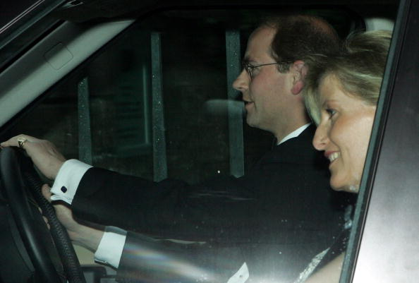 Sophie Rhys-Jones - Countess of Wessex「The Duchess Of Cornwall - 60th Birthday Party」:写真・画像(16)[壁紙.com]