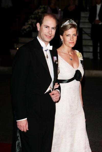 Sophie Rhys-Jones - Countess of Wessex「Monaco's National Day & Prince Albert II's Coronation - Day 2」:写真・画像(5)[壁紙.com]