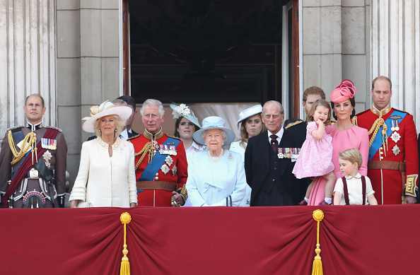 Royalty「Trooping The Colour 2017」:写真・画像(19)[壁紙.com]