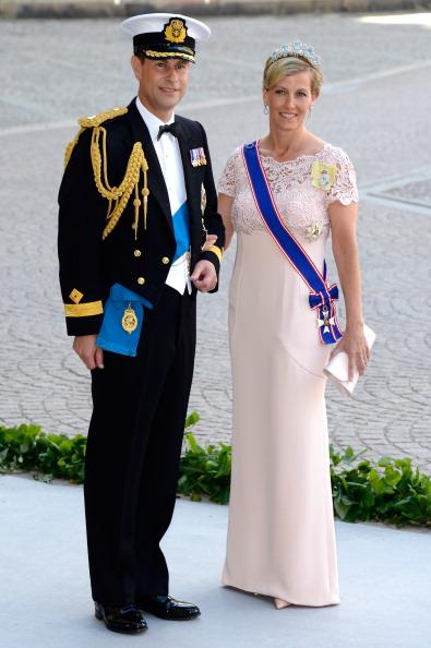 Countess Of Wessex「The Wedding Of Princess Madeleine & Christopher O'Neill」:写真・画像(9)[壁紙.com]
