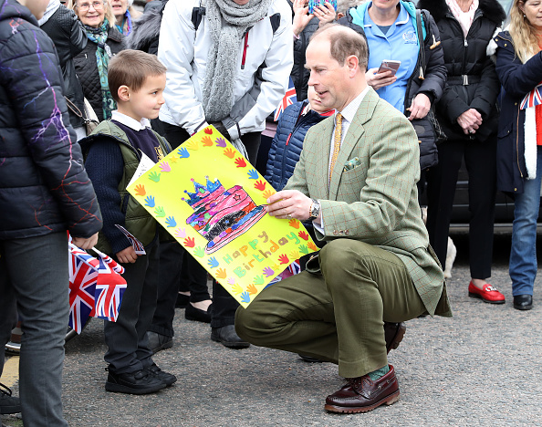 Birthday Card「The Earl And Countess Of Wessex Visit Essex」:写真・画像(13)[壁紙.com]