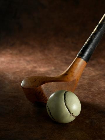 Pecan「ゴルフクラブとボール」:スマホ壁紙(1)