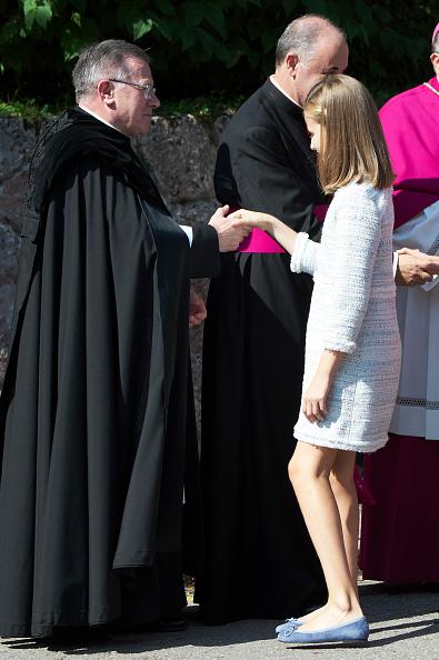 バシリカ「Spanish Royals Attend 13th Centenary Of The Reign Of Asturias」:写真・画像(13)[壁紙.com]
