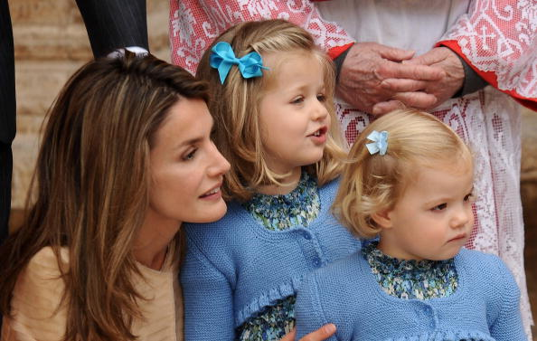 Palma Cathedral「Spanish Royals Attend Easter Mass in Mallorca」:写真・画像(6)[壁紙.com]
