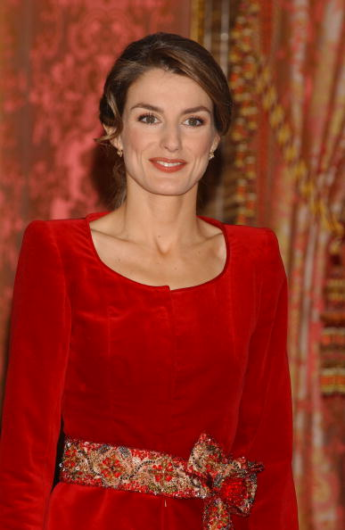 Carlos Alvarez「Spanish Royals Receive Foreign Ambassadors」:写真・画像(4)[壁紙.com]