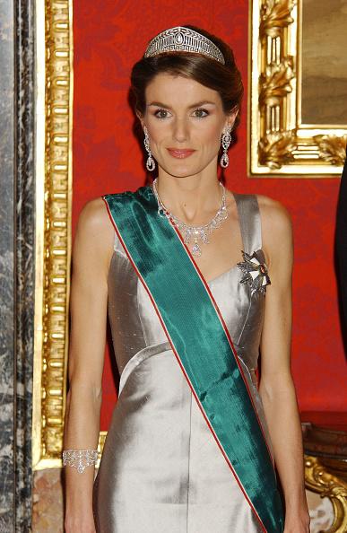 Carlos Alvarez「Spanish Royals Receive Hungarian President」:写真・画像(13)[壁紙.com]