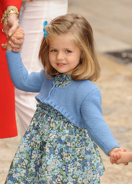 Palma Cathedral「Spanish Royals Attend Easter Mass in Mallorca」:写真・画像(3)[壁紙.com]