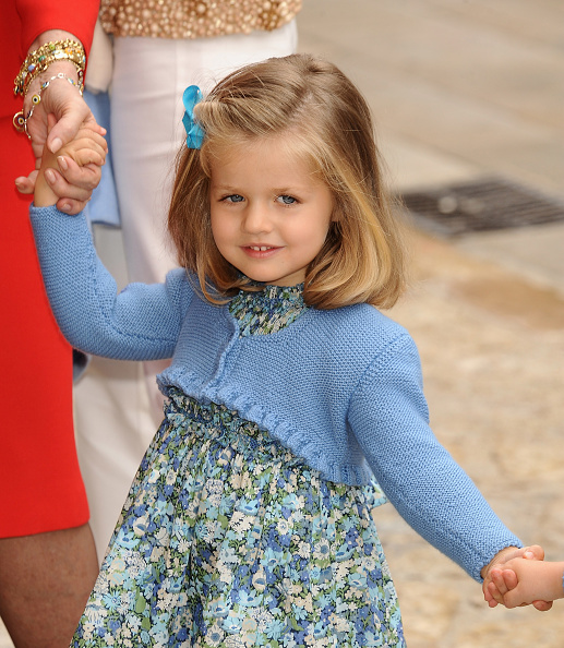 Palma Cathedral「Spanish Royals Attend Easter Mass in Mallorca」:写真・画像(5)[壁紙.com]