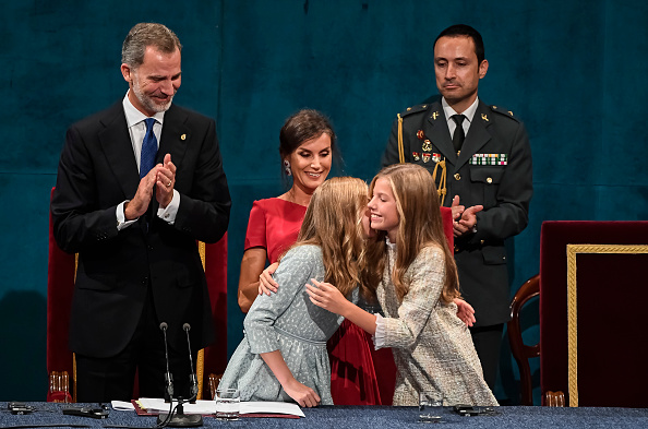 Leonor - Princess of Asturias「Ceremony - Princess of Asturias Awards 2019」:写真・画像(17)[壁紙.com]