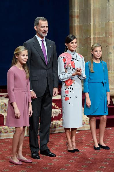 Leonor - Princess of Asturias「Winners Audiences - Princess of Asturias Awards 2019」:写真・画像(12)[壁紙.com]