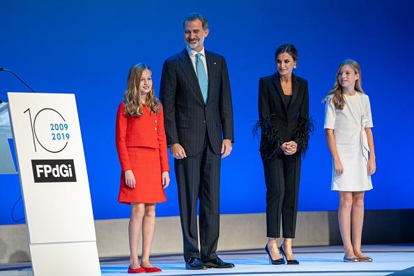 Leonor - Princess of Asturias「Spanish Royals Attend 'Princesa de Girona' Foundation Awards」:写真・画像(16)[壁紙.com]