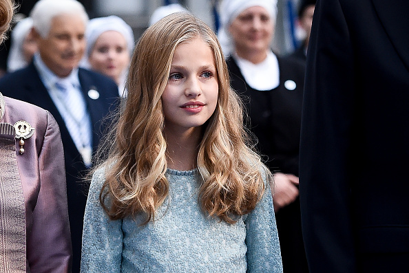 Princess「Arrivals - Princess of Asturias Awards 2019」:写真・画像(11)[壁紙.com]
