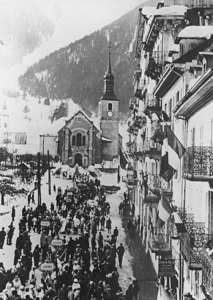 Winter Olympic Games「1924 Winter Olympics - Opening Ceremony」:写真・画像(8)[壁紙.com]