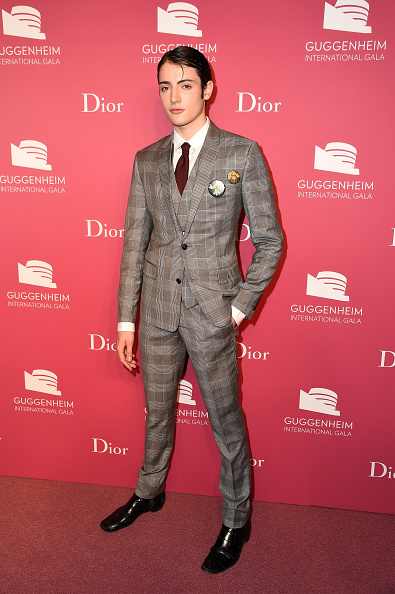 Pre-Party「2015 Guggenheim International Gala Pre-Party Made possible By Dior」:写真・画像(11)[壁紙.com]