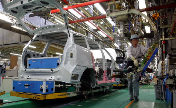 Industry「Toyota To Inject $180 M Into Joint Indonesian Venture」:写真・画像(16)[壁紙.com]