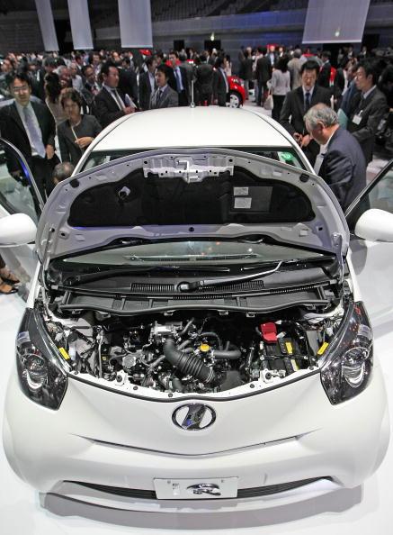 "Chiba Prefecture「Toyota Launch New Compact Car ""iQ""」:写真・画像(14)[壁紙.com]"