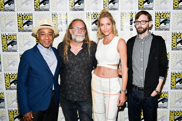 "Comic con「2019 Comic-Con International - ""Creepshow"" Photo Call」:写真・画像(3)[壁紙.com]"