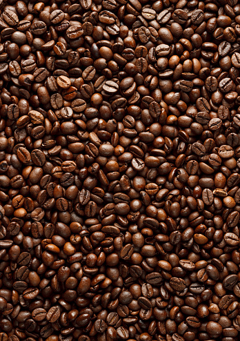 Coffee - Drink「Coffee Beans XXXL - Vertical」:スマホ壁紙(13)