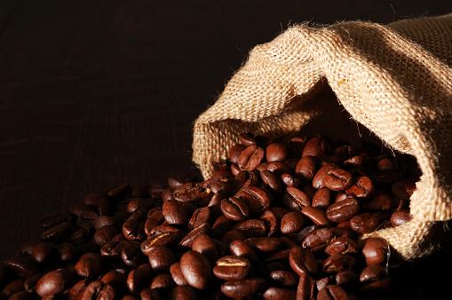 Toasted Food「Coffee Beans」:スマホ壁紙(15)