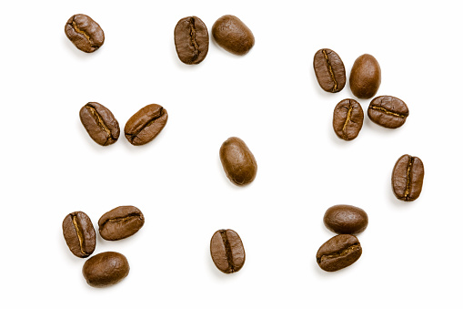 Roasted Coffee Bean「Coffee Beans」:スマホ壁紙(15)