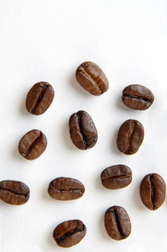 穀草「コーヒー豆」:スマホ壁紙(16)