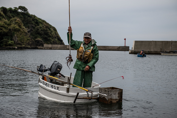 Octopus「The Tub Boat Fishermen Of Sado Island」:写真・画像(13)[壁紙.com]