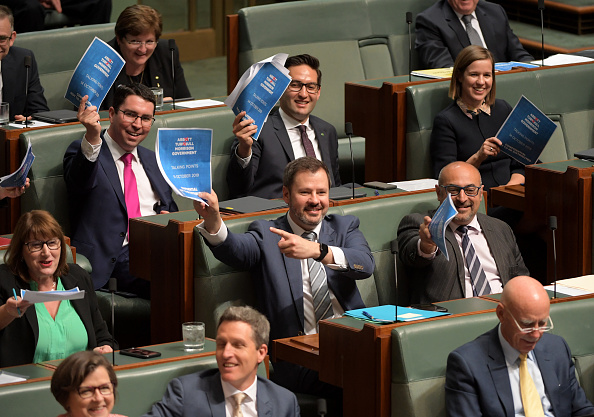 Australian Labor Party「ACCC Bank Inquiry Announced As Parliament Resumes」:写真・画像(9)[壁紙.com]