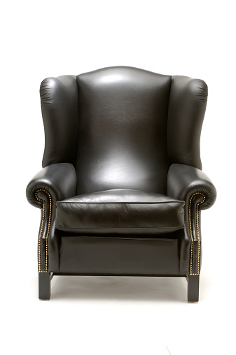 Armchair「Leather chair」:スマホ壁紙(4)