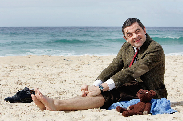 """Fictional Character「""""Mr Bean's Holiday"""" - Photocall」:写真・画像(3)[壁紙.com]"""
