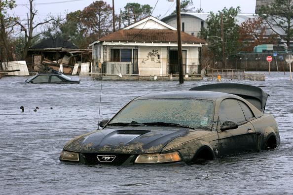 Ninth Ward「New Orleans Feels Effects Of Hurricane Rita」:写真・画像(9)[壁紙.com]