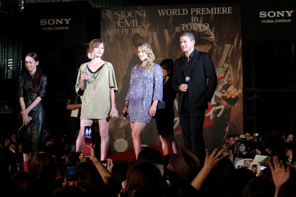 中島 美嘉「'Resident Evil: Afterlife' Japan Premiere」:写真・画像(12)[壁紙.com]