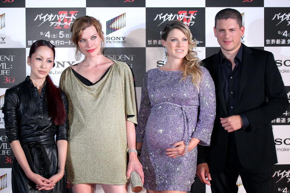 中島 美嘉「'Resident Evil: Afterlife' Japan Premiere」:写真・画像(11)[壁紙.com]