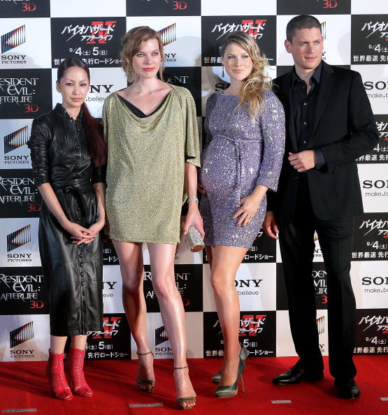 中島 美嘉「'Resident Evil: Afterlife' Japan Premiere」:写真・画像(0)[壁紙.com]