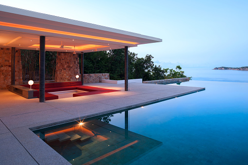 Infinity Pool「Island Villa」:スマホ壁紙(18)